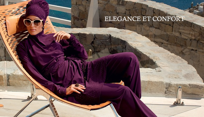 burkini maillot de bain islamique france