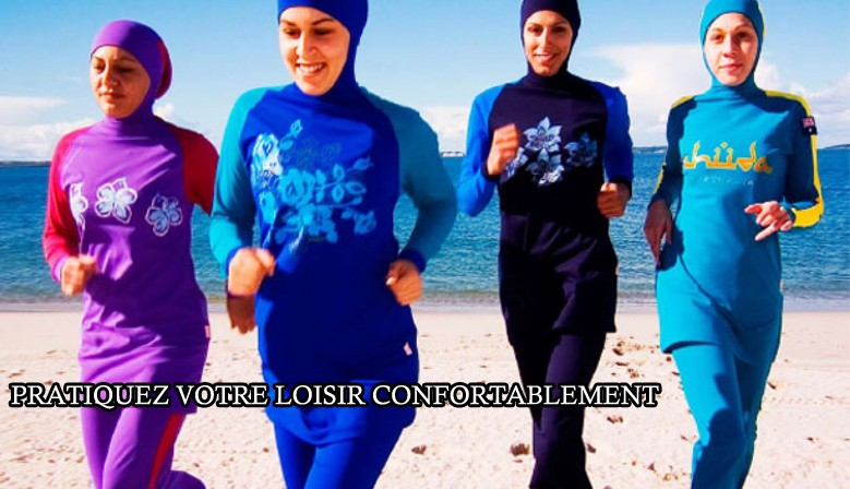 burkinis maillots de bain islamiques france