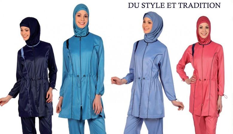 burkini maillot de bain islamique vetislam