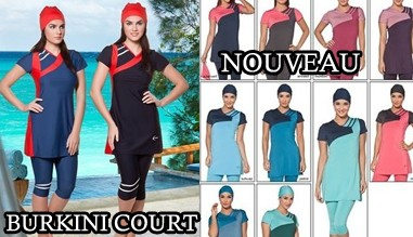 BURKINI COURT VETISLAM