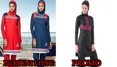 BURKINI LONG VETISLAM